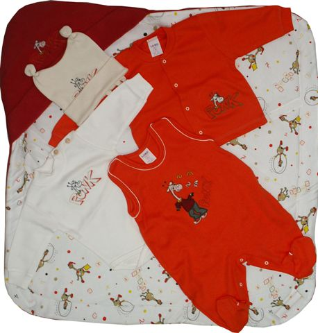 Как сшить костюмчик для новорожденного своими руками